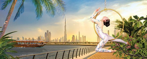 Discover Dubai: City Views & River Cruise Heritage Package