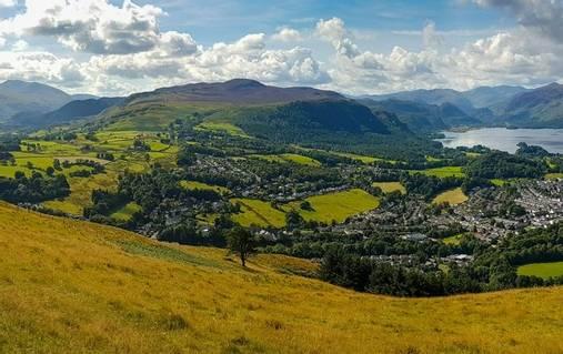 Northern Lake District Wainwright Bagging Holiday - the Northern Fells