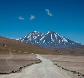 Across the Andes