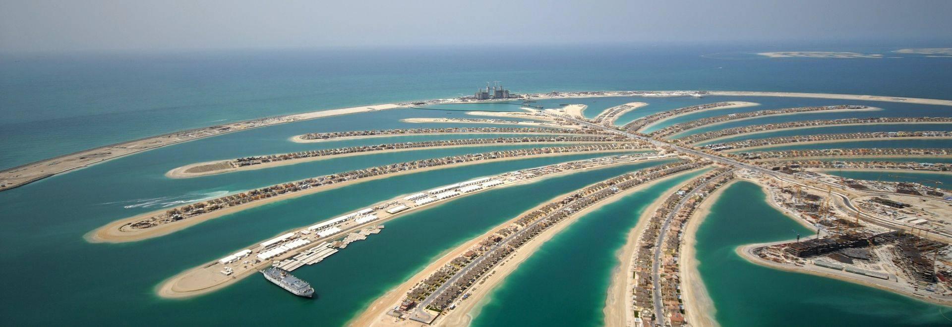 Shutterstock 16566973 Jumeirah Palm Island