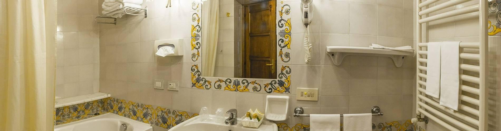 Villa Maria, Amalfi Coast, Italy, Bathroom.jpg