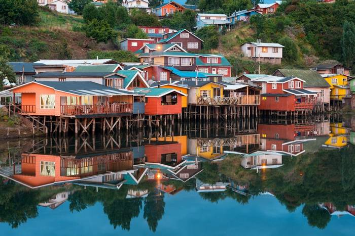 Castro Chiloe Chile Shutterstock 1071492125