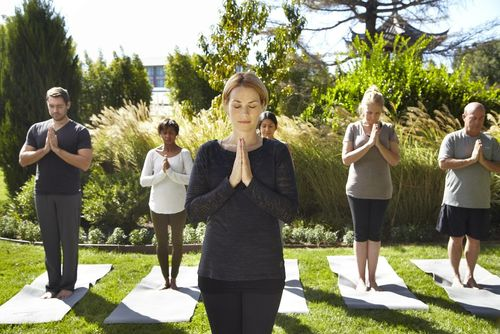 Yoga, Meditation, Mindfulness & Mind/Body Modalities