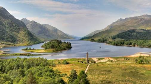 6-Night Scottish Highlands Self-Guided Walking Holiday