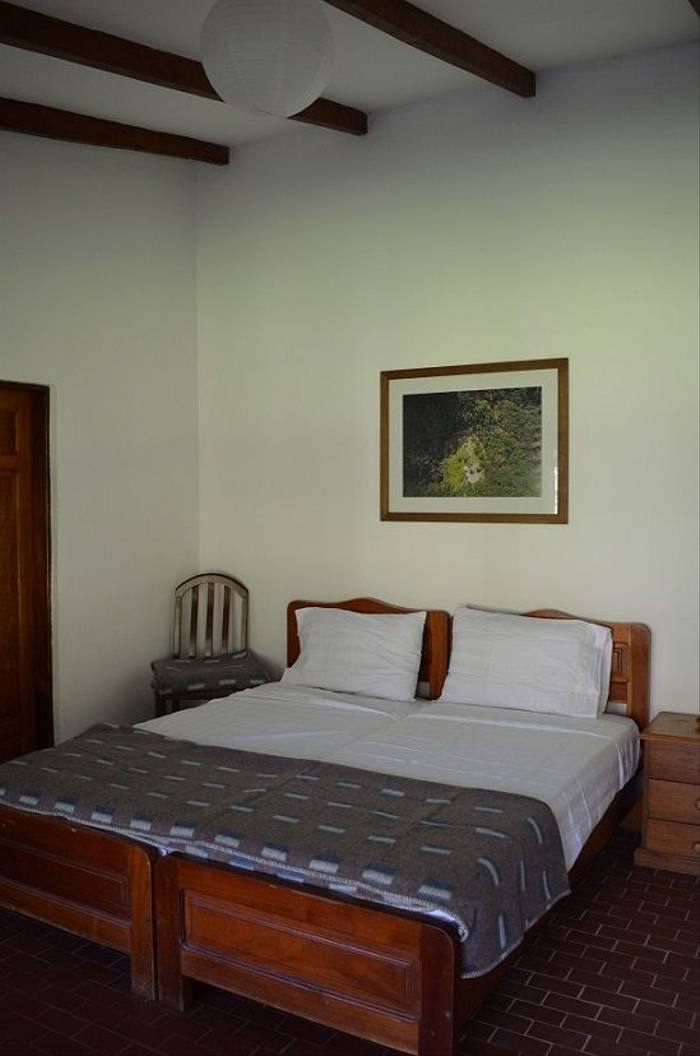 Refugio Los Volcanes bedroom