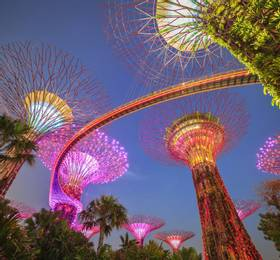 Singapore - Disembark Celebrity Solstice and Hotel Stay