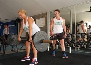 GI Jane Fitness Training