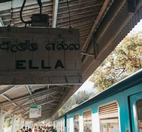 Travel to Yala National Park, via Ella City