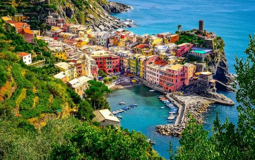 Cinque Terre Guided Walking Holiday