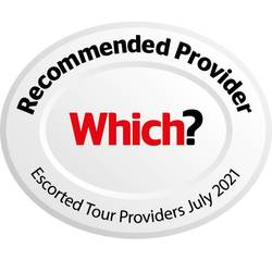 Which? Recommended Provider Escorted Tours 2021