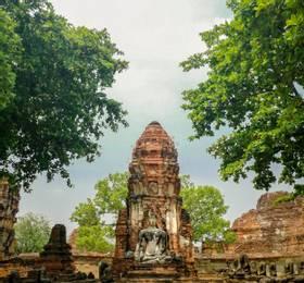 Travel to Ayutthaya