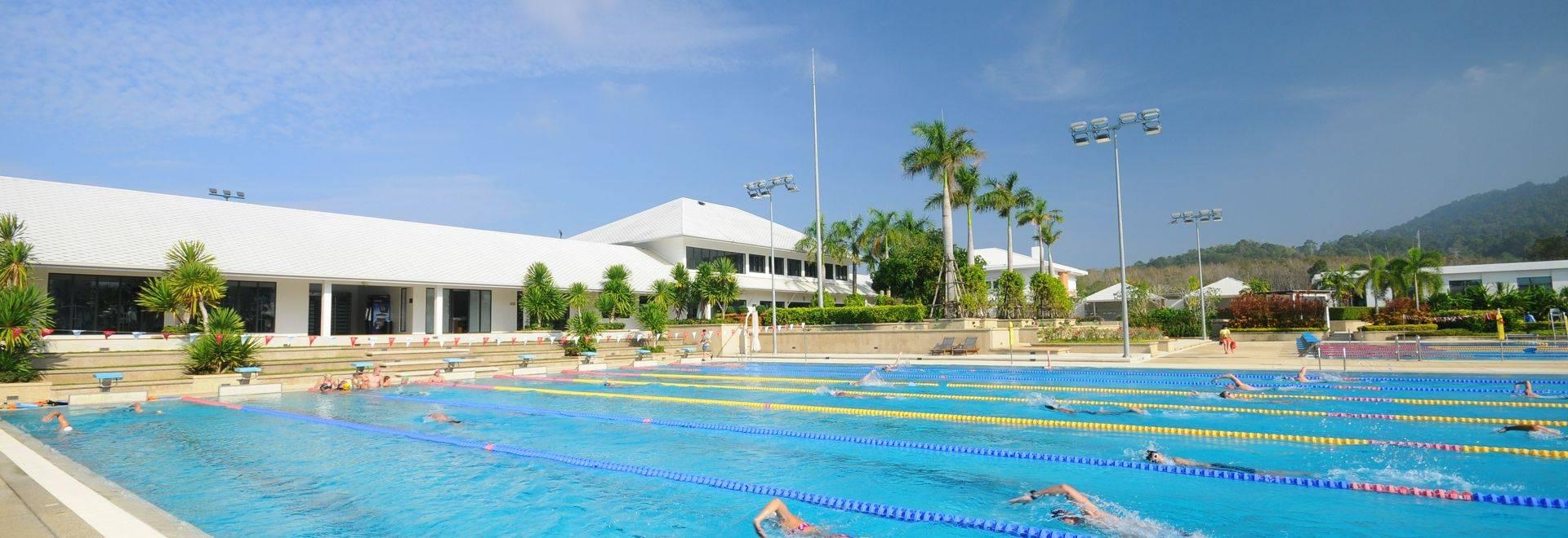 Thanyapura Swimming Group