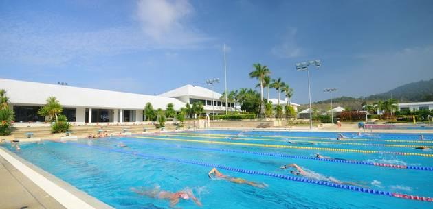 Learn to Swim at Thanyapura Health & Sports Resort