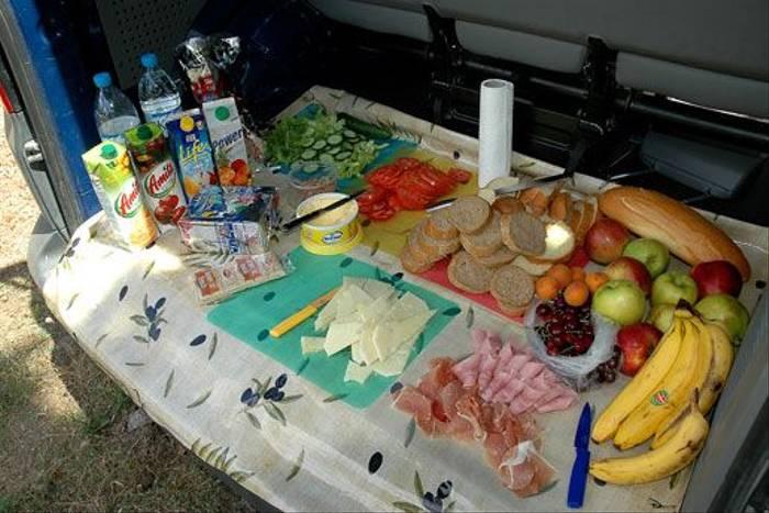 Lunch! (David Morris)