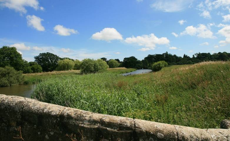 Greatham Bridge River Arun.JPG