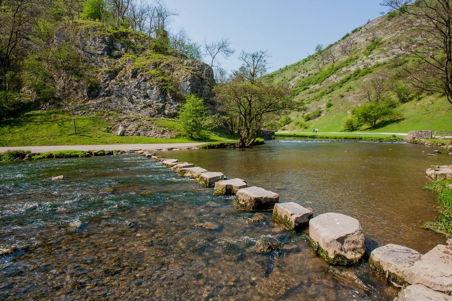 Dovedale Gorge