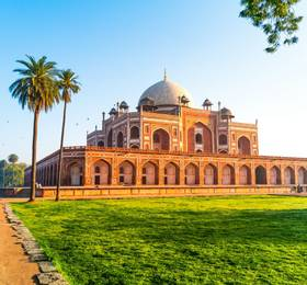 Delhi - Hotel Stay and Tour