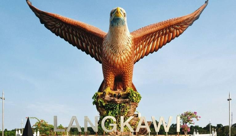 Eagle Square, Near Kuah Port, Langkawi, Malaysia