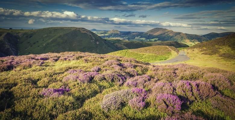 Shropshire Hills Holidays