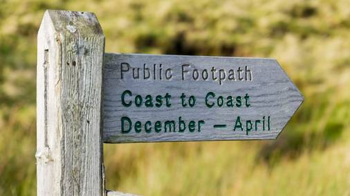 Coast to Coast Guided Trail
