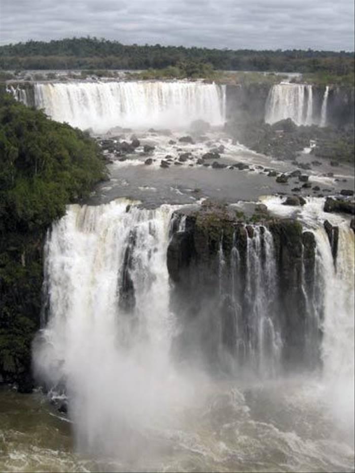 Iguazu Falls (Mike Galtry)
