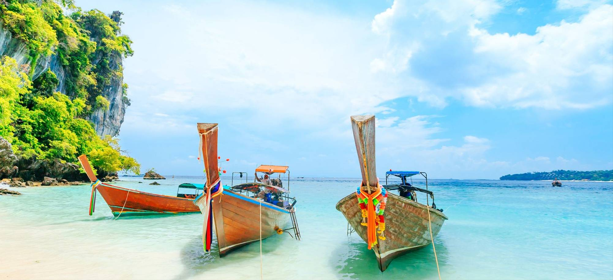 4 Day   Phuket, Thailand   Longtale Boat On The Whibeach   Itinerary Desktop