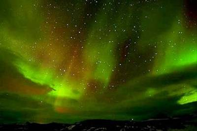 The Northern Lights by Phil Piper