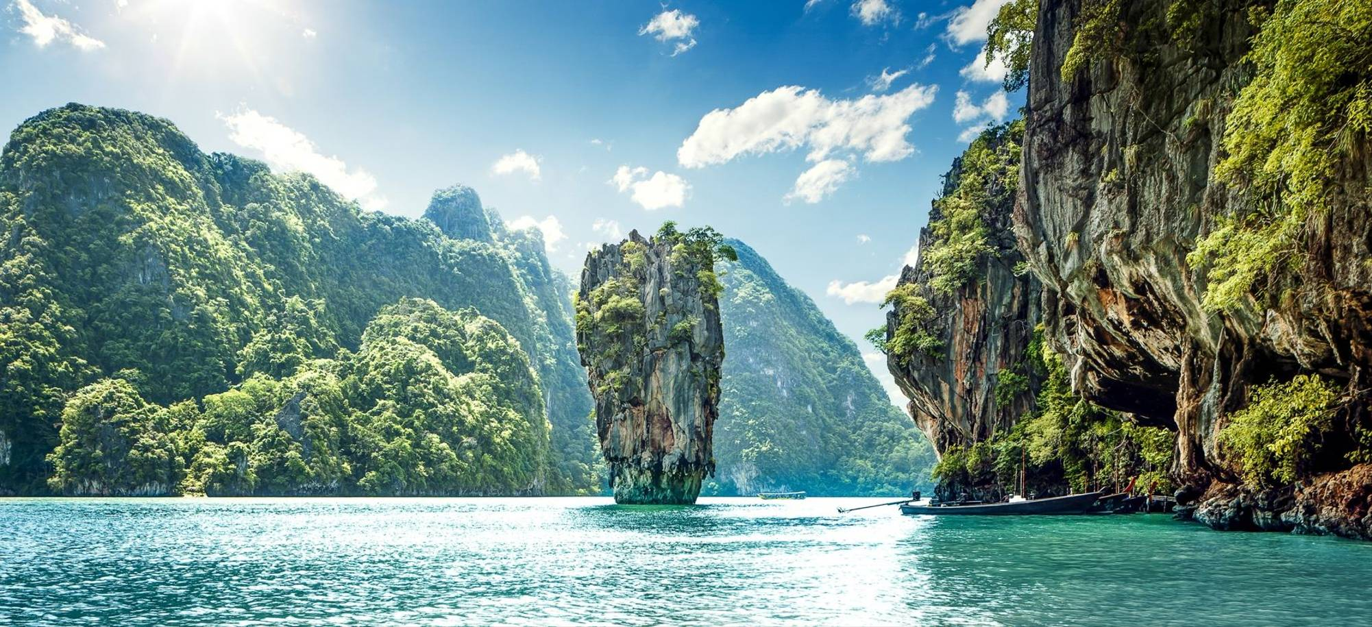 Phang Nga National Park, Phuket