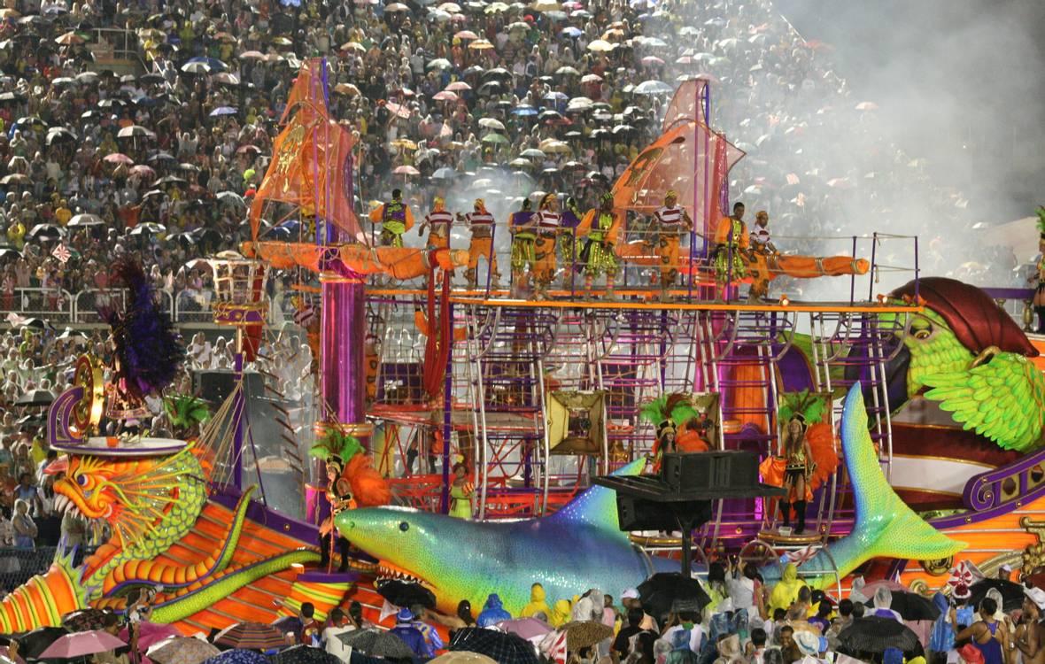 Sambadrone Ticket - Rio