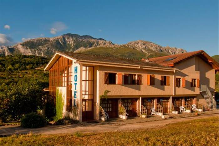 Our hotel in the northern Picos de Europa