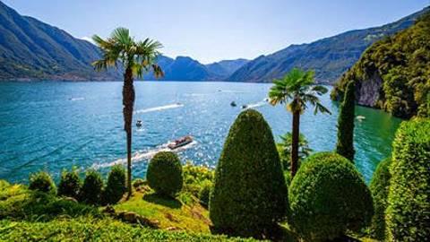 Day 5   Italy   Lake Como  3