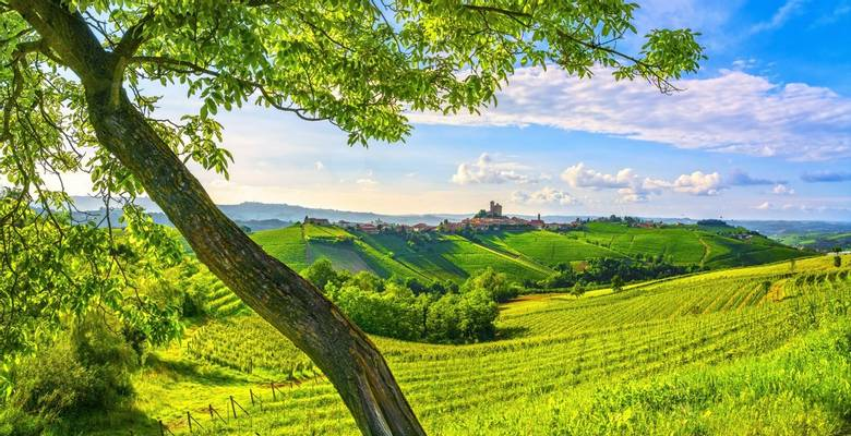 Piedmont guided walking holiday, Italy