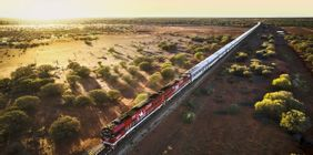 Legendary Ghan & Australian Outback Adventure