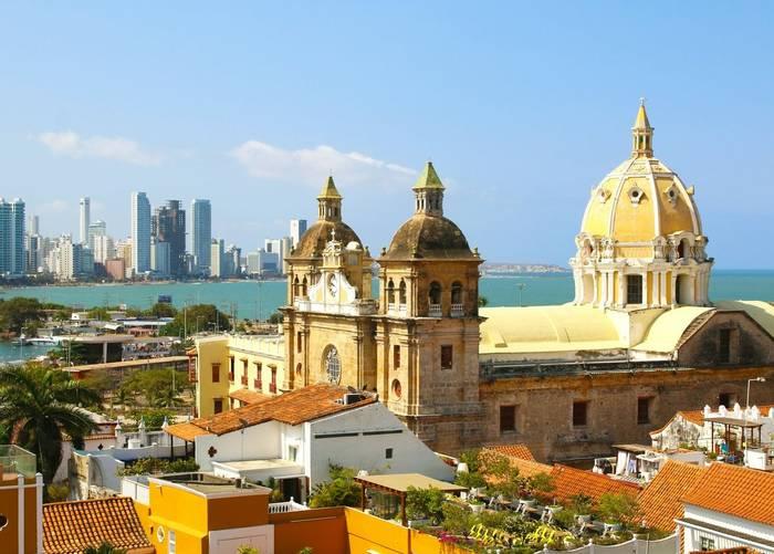 Cartagena, Colombia Shutterstock 263287052