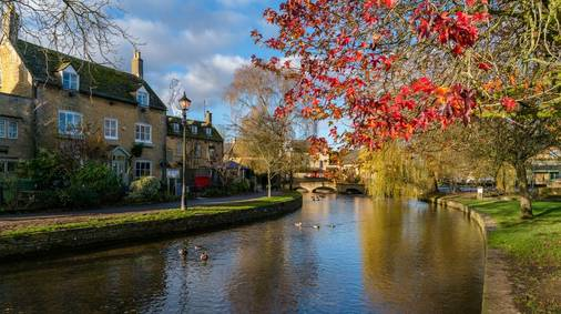 7-Night Cotswolds Walking with Sightseeing Holiday