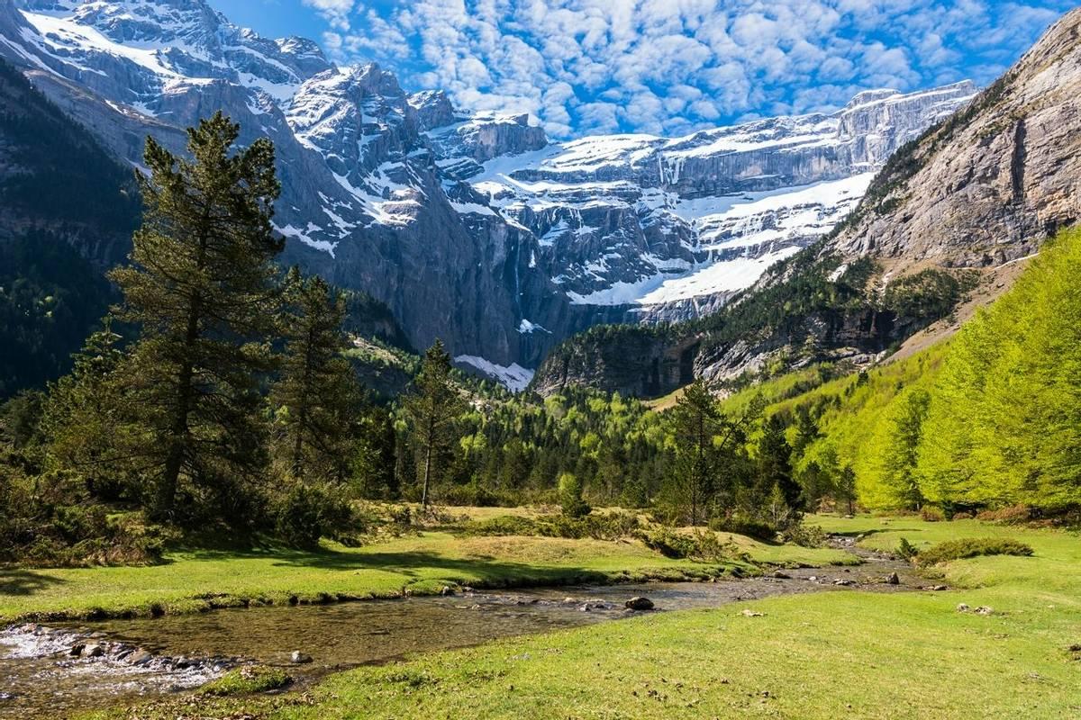 Cirque De Gavarnie, Pyrenees, France Shutterstock 656482690
