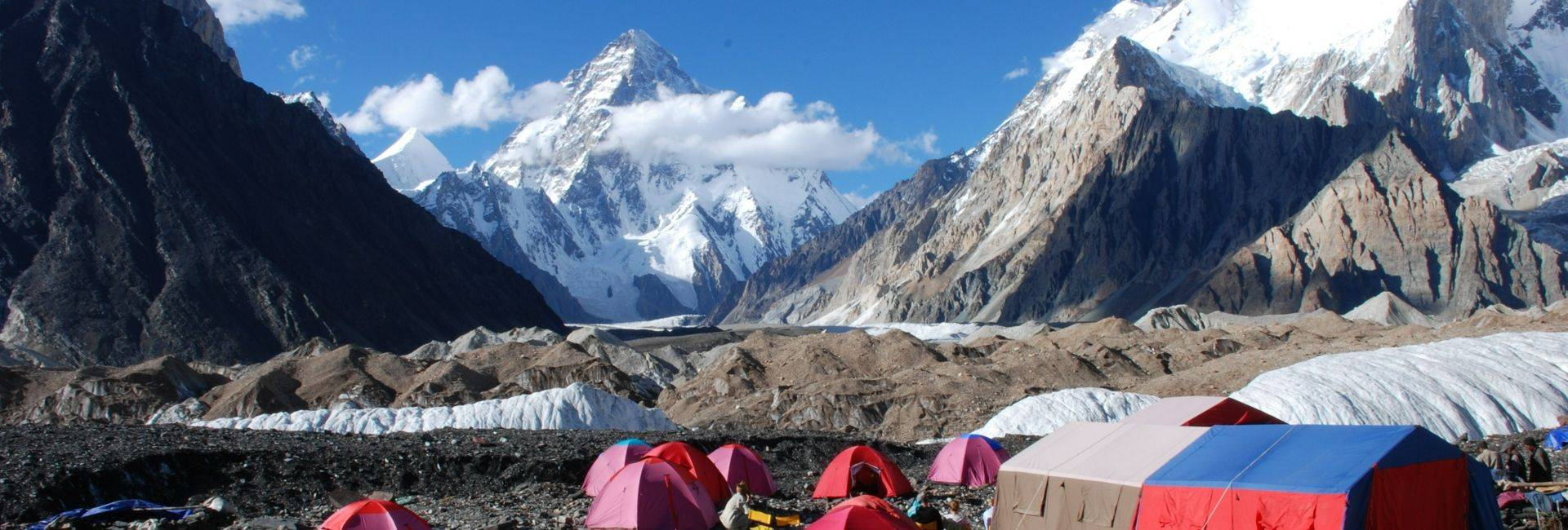 K2 Base Camp & Gondogoro La in Pakistan