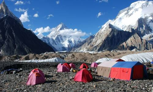 K2 Base Camp & Gondogoro La
