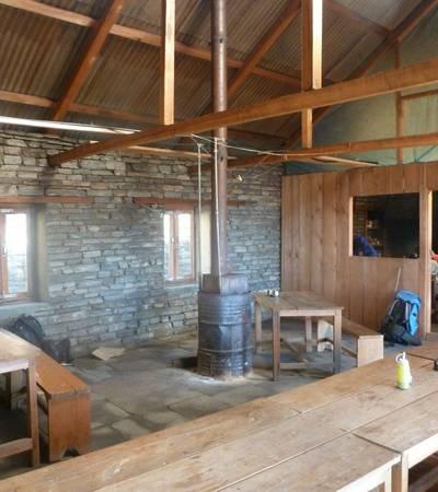 Upper Chistibung lodge