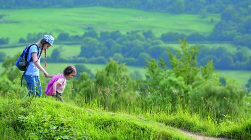 4-Night Shropshire Hills Family Walking Adventure