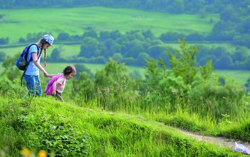 3-Night Shropshire Hills Family Walking Adventure