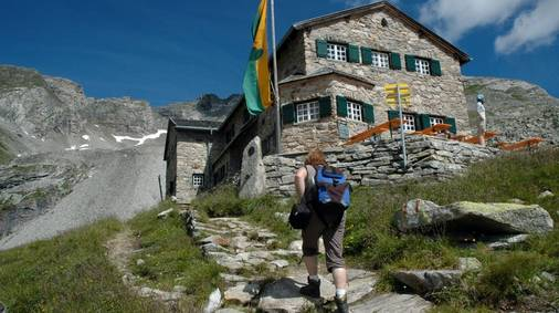 Zillertal Alps High Routes Guided Walking Holiday