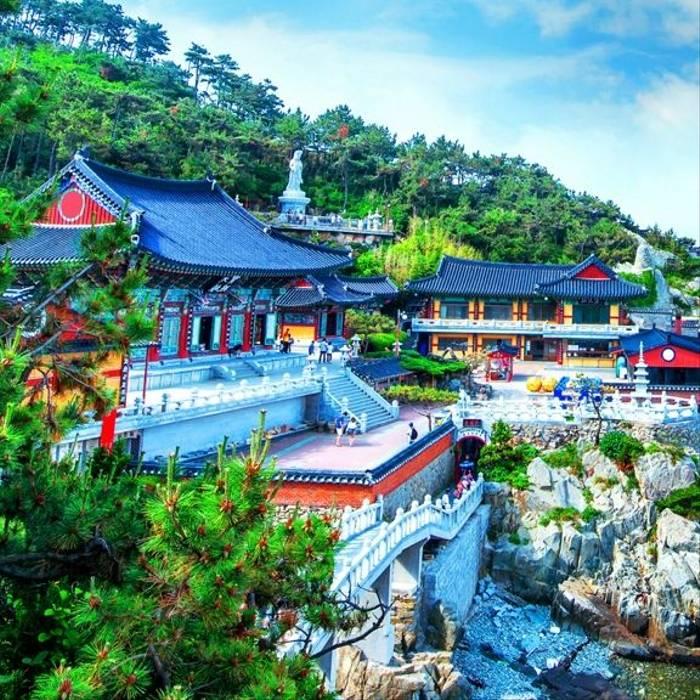 8 Day   Busan, Haedong Yonggungsa Temple    Itinerary Desktop