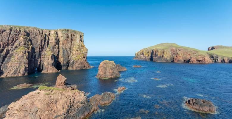 Shetland Islands guided walking holiday