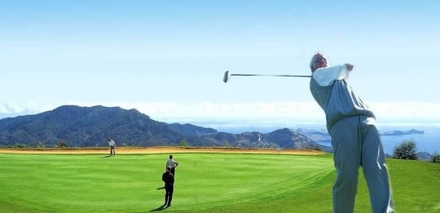 Golf at Galo Resort