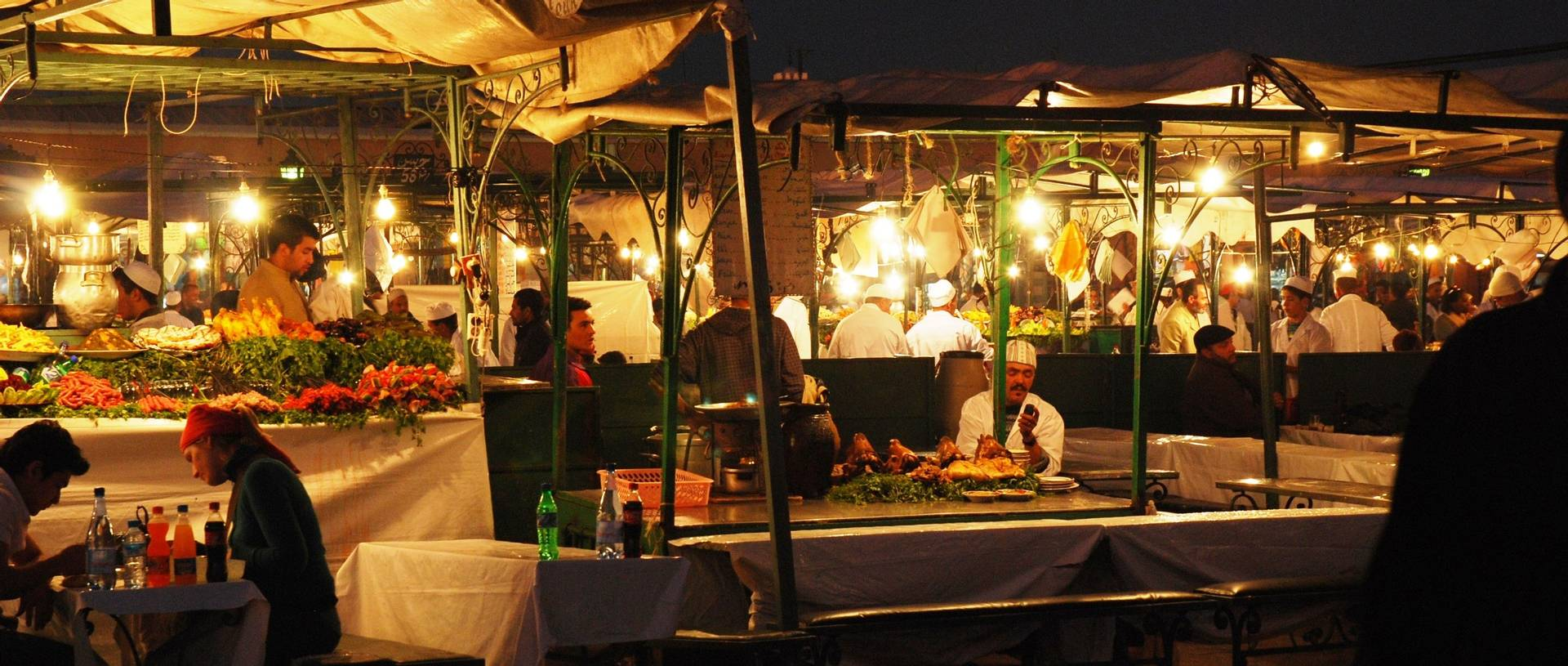 Night Market,Ania