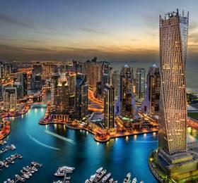 Dubai - Disembark Queen Elizabeth & Hotel Stay