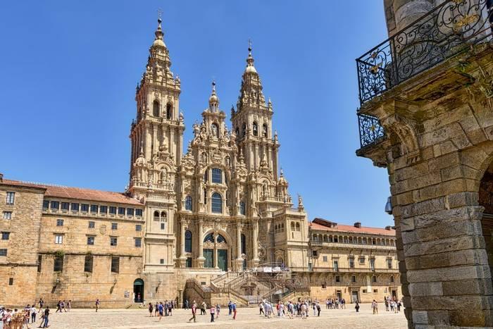 The Cathedral of Santiago de Compostela, Spain shutterstock_1133950910.jpg