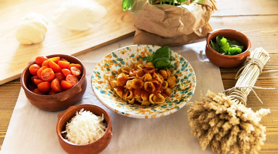 Healthy Italian Meal