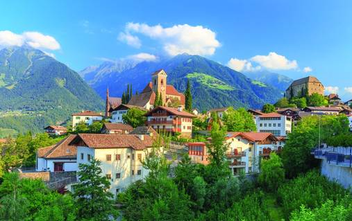 South Tyrol Guided Walking Holiday
